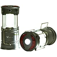 2-Pack G & F Products 360-degree LED Lanterns