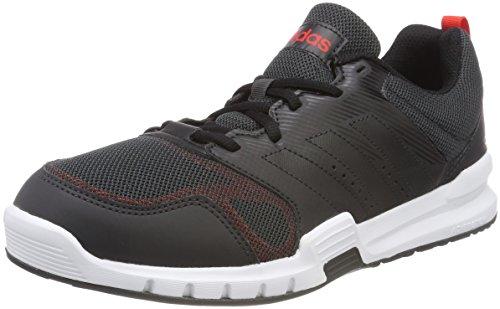 Adidas Essential Star 3 M, Zapatillas de Deporte para Hombre, Gris (Carbon/Negbas/Roalre 000), 43 1/3 EU