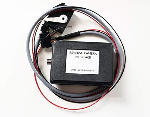Suwtec RGB Converter für Rückfahrkamera RNS510 RNS315 RCD510 Columbus Bolero Trinax