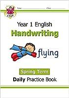 New KS1 Handwriting Daily Practice Book: Year 1 - Spring Term
