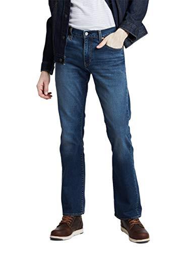 Levi's® 527 Slim Bootcut Jeans - Kiwi Overt Dark Cool, Größe:W36 L30