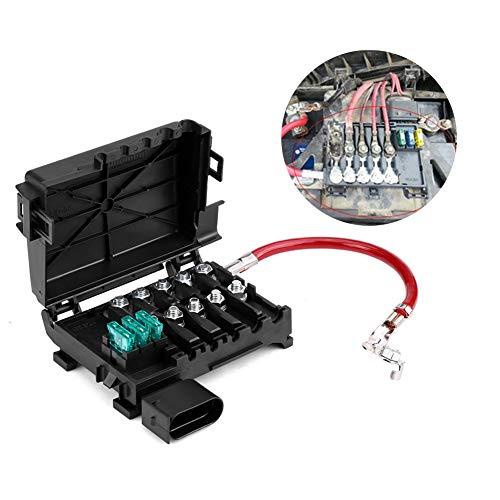 Zekeringkast, auto-accuzekering box houder Terminal 1 J0937550A autoaccu zekeringkast houder aansluitkit