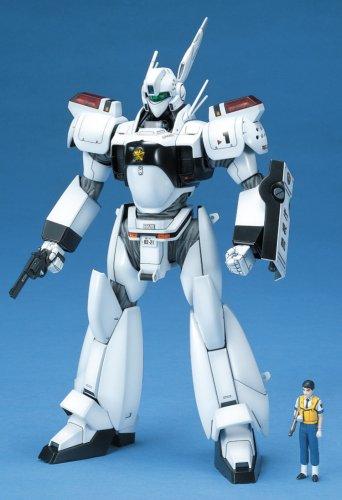 Bandai Hobby Ingram 1 Figurine de Patrouille Bandai Master Grade Action