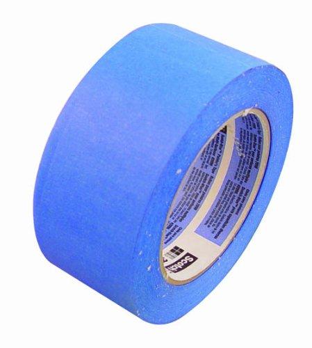 3M 6820 Scotch Blue Masking Tape, 2-Inch by 180-Feet