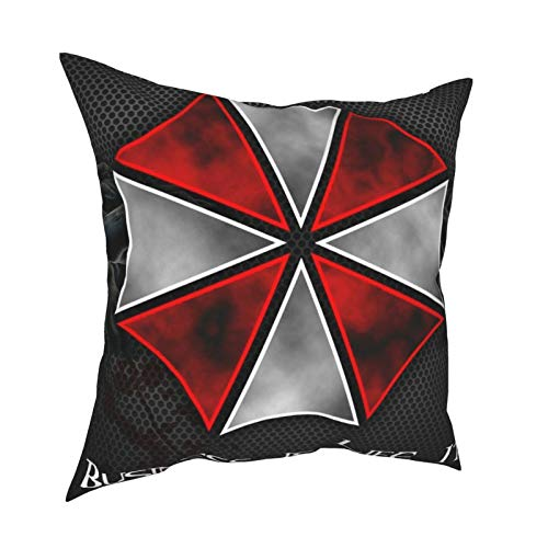 melendleo Hengjiang Weiang Halloween Party Cushion Cover45 * 45cm Biochemical Umbrella