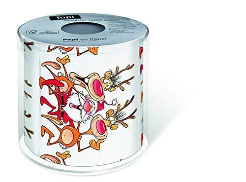 PAPER+DESIGN toilettenpapier FSCMix 200 Bl. After Work Party