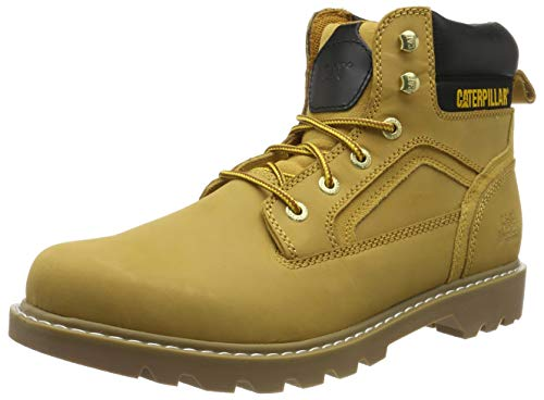 Caterpillar Mens Casual Ankle Boots Stickshift - Honey, Size 12 UK