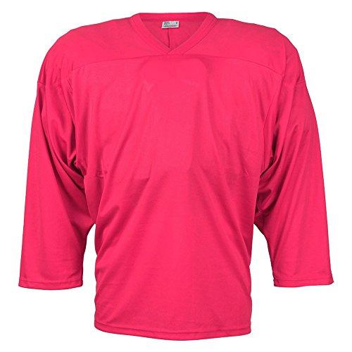 CCM Senior Hockey Practice Jersey - 10200 - Pink - Large
