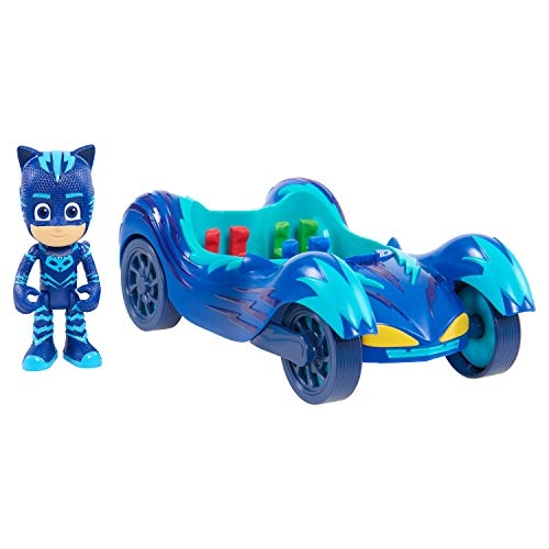 PJ Masks Vehicle - Cat-Car & Catboy...