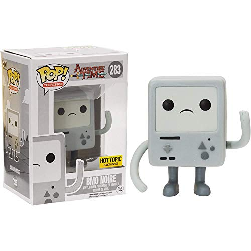 Funko BMO Noire (Hot Topic Exc) Pop TV Vinyl Figure & 1 Compatible Graphic Protector Bundle (06485 - B)