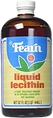 Fearns Soya Food Liquid Lecithin, 32 Fz, Ea-1