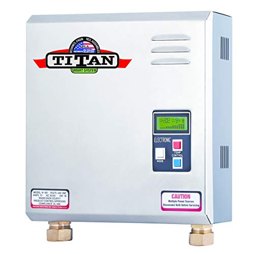 Titan Tankless N-210 Whole House Water Heater System