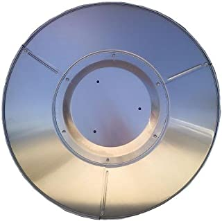 Hiland AZ Patio Heaters Heat Reflector Shield