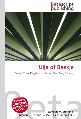 Uija of Baekje: Baekje, Three Kingdoms of Korea, Silla, Tang Dynasty