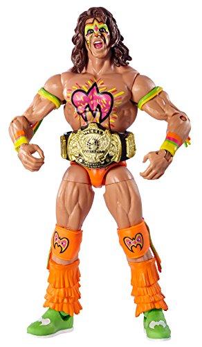 WWE Elite Lost Legends Ultimate Warrior Figure