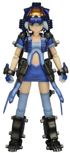 Figutto! Zoids Girl Shieldliger (PVC Figure)