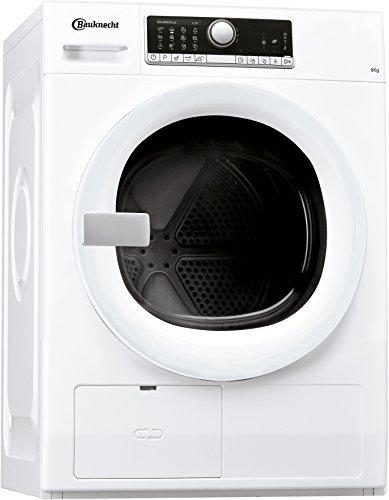 Bauknecht TR Move 81 A3 Wärmepumpentrockner / Energieklasse A+++ / 8 kg / Startzeitvorwahl / Verbesserter Knitterschutz / Supersanft Programm für sehr empfindliche Textilien / WoolPerfection