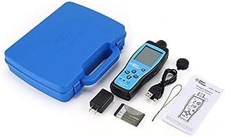 Pudincoco Smart Sensor AR8100 Monitor de calidad del aire Medidor de gas O2 Oxígeno TEMP Detector