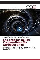 Los órganos de las Cooperativas No Agropecuarias