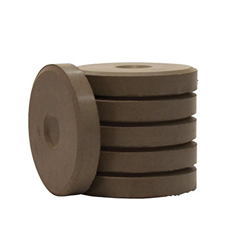 Jack Richeson 101607 Mini Brown Tempera Paint Block, 6 Pack