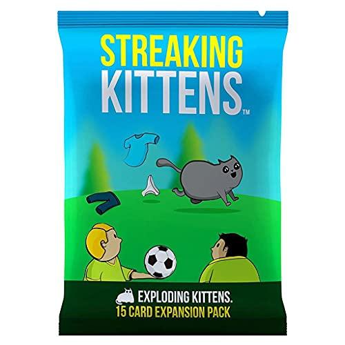 Streaking Kittens - Juego de Mesa en Español