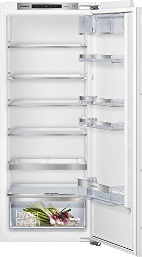 Siemens KI51RADE0 iQ500 Einbau-Kühlschrank / E / 106 kWh/Jahr / 247 l / hyperFresh Plus / LED Beleuchtung / superCooling