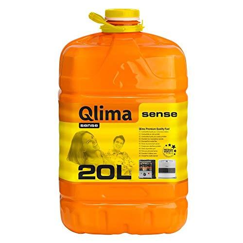 Tanica Qlima SENSE Combustibile liquido per stufa universale inodore 20lt