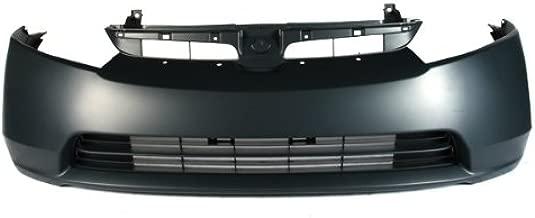 CarPartsDepot, Front Bumper Cover 2.0L Assembly New Primed Black, 352-20683-10 HO1000259 04711SNXA90ZZ