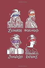 Best leonardo x raphael Reviews