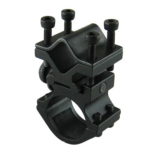 Sunclear Flashlight and Laser Sight Mount with Barrel Adapter