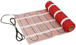 Electric floor heating mat Kit 230V Floor-Warming Mat PVC Cable Heating Mat 200W/m2-2.0m2