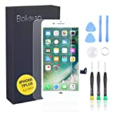 bokman for iPhone 7 Plus White Screen <span class='highlight'>Replacement</span> <span class='highlight'>Parts</span> Display Assembly Front Panel