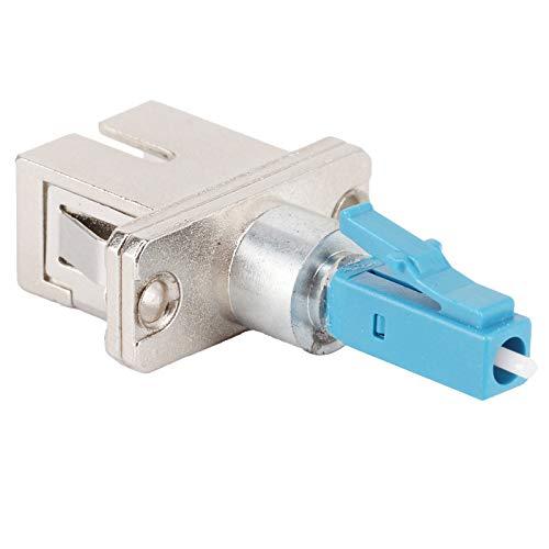 Adaptateur LC-SC Monomode de Connecteur de Coupleur à Fibre Optique Simplex LC Mâle à Femelle SC