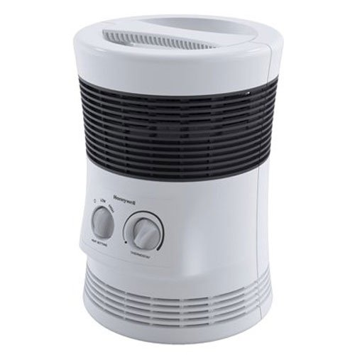 Honeywell HHF360W Surround Fan-Forced Convection Heater, White