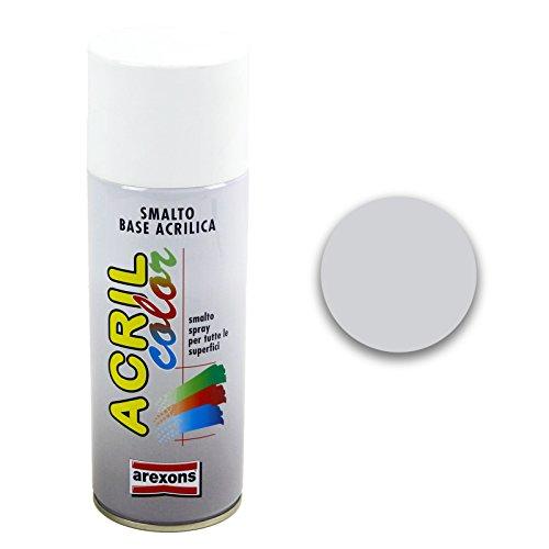 Arexons RXS016 3957 Acrilcolor RAL 7035, Grigio Chiaro, 400 ml