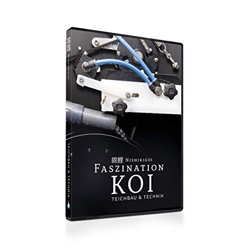 Faszination Koi   Teichbau und Technik - DVD Teil 2   Koi Ratgeber Film