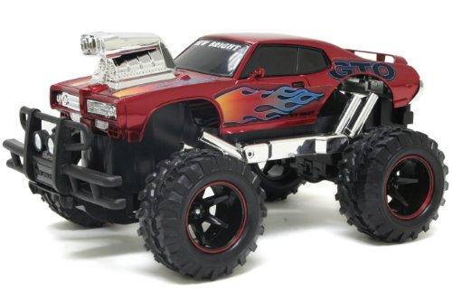 New Bright Monster Muscle Ferngesteuertes Fahrzeug (Farben können variieren)