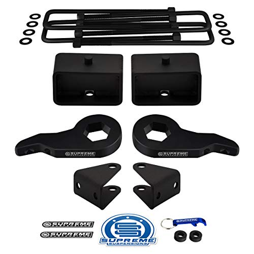 06 gmc 2500hd lift kit - 9