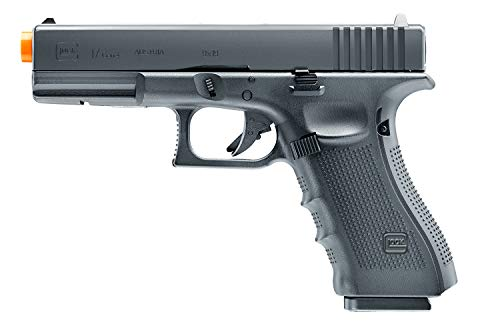Elite Force Glock 17 Gen4 Blowback 6mm BB Pistol Airsoft Gun, 17-Round Capacity (2276309)