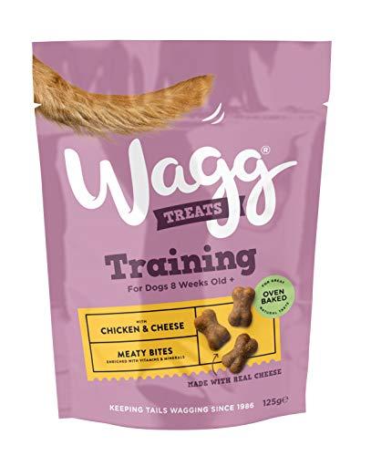 Wagg - Chucherías para Mascotas (Pack de 7)