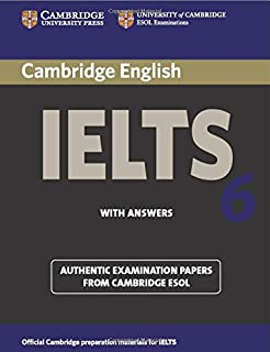 Cambridge Ielts 6 Student's Book with answers (IELTS Practice Tests)