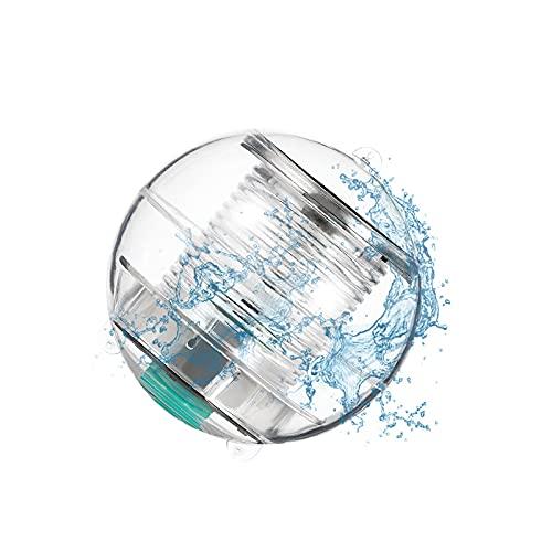 Schwimmbad Licht Solar Wasser Schwimmlicht Magic Floating Ball Light Gartendekoration Landschaft Farbwechsel Rasenlicht Gartenlicht (Size : 5pcs)