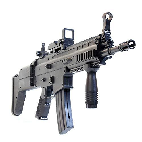 Rayline Waffen Sturmgewehr Replica Scar 8902A Softair Erbsenpistole Energie: unter 0,5 Joule.