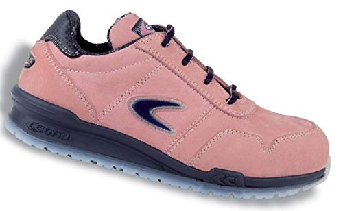 Cofra Damen Sicherheitsschuhe Rose Women's S3 Größe 38, rosa, 78500-006