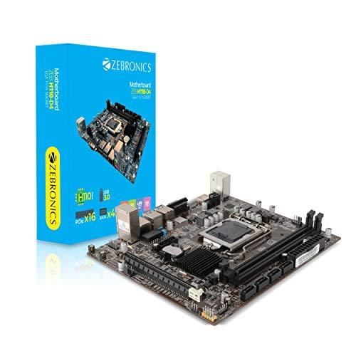 ZEBRONICS Zeb H110-D4 LGA 1151 Socket Motherboard