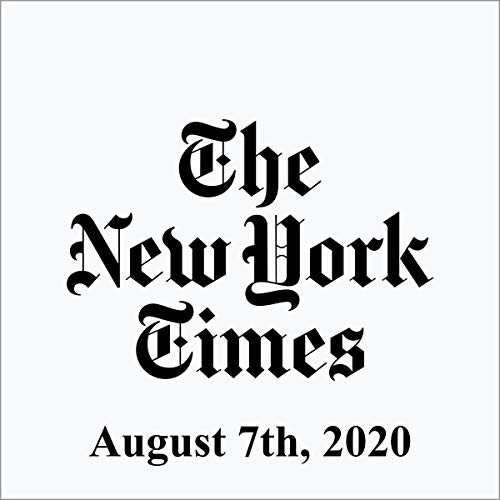 August 7, 2020 cover art