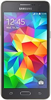 Samsung Grand Prime Plus Smartphone - Dual Sim - 8GB, 1.5GB RAM, 4G LTE, Black (Pack of 1)