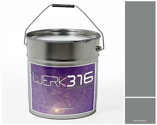 6,75€/L - 20L Bodenbeschichtung Betonfarbe Bodenfarbe Bodenversiegelung Garagenfarbe Betongrau