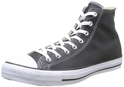 Converse Chuck Taylor all Star High, Scarpe da Fitness Unisex-Adulto, Black, 41.5 EU