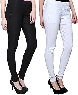 KIBA RETAIL Women's Skinny Fit Jeans